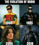 The Evolution Of Robin