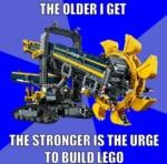 The Older I Get The Stronger Is The Urge To...