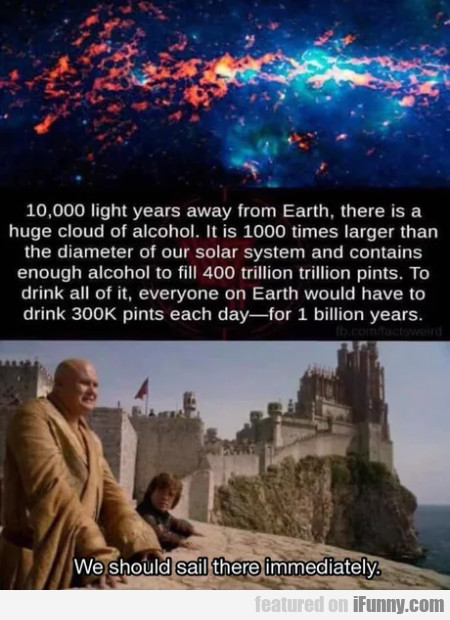 10,000 Light Years Away From Earth, There Is A...