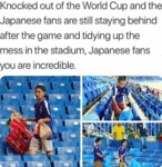 Knocked Out Of The World Cup And The Japanese...