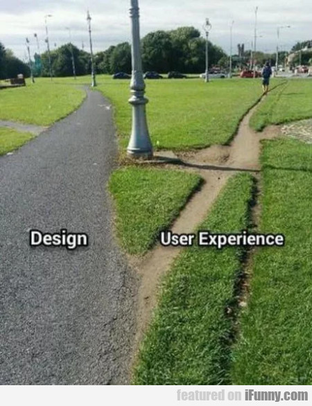 Design - User Experience