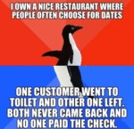 I Own A Nice Restaurant Where People Often...