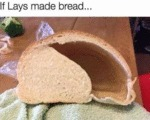 If Lays Made Bread