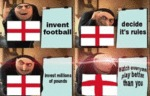 Invent Football - Decide It's Rules - Invest...