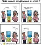 Water Cooler Conversations In The Office - 1