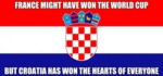 France Might Have Won The Cup - But Croatia...