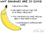 Why Bananas Are So Good?