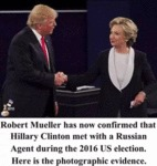 Robert Mueller Has Now Confirmed That Hillary...