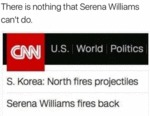 There Is Nothing That Serena Williams Can't Do...