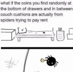 What If The Coins You Find Randomly At The...