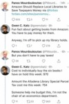 Amazon Should Replace Local Libraries To Save...