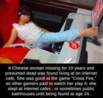 A Chinese Woman Missing For 10 Years And...