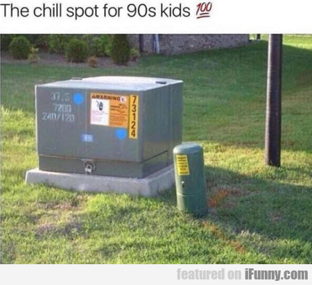 The Chill Spot For 90s Kids