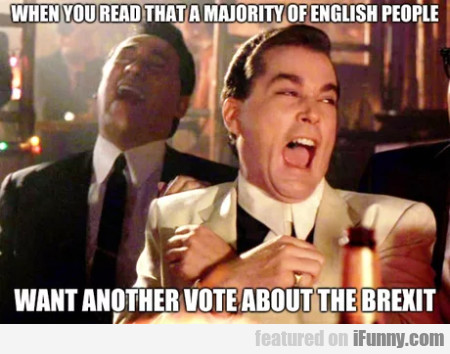 When You Read That The Majority Of English...
