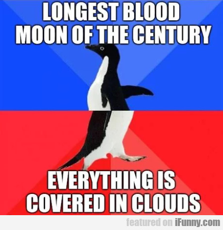 Longest Blood Moon Of The Century - Everything...