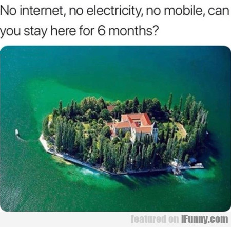 No Internet, No Electricity, No Mobile...