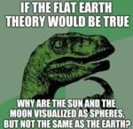 If The Flat Earth Theory Would Be True Why Are...