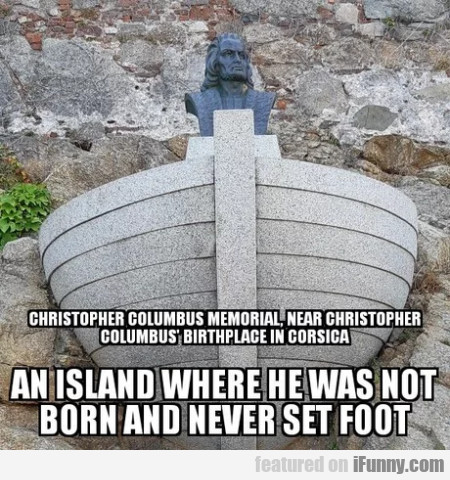 Christopher Columbus Memorial, Near Christopher...