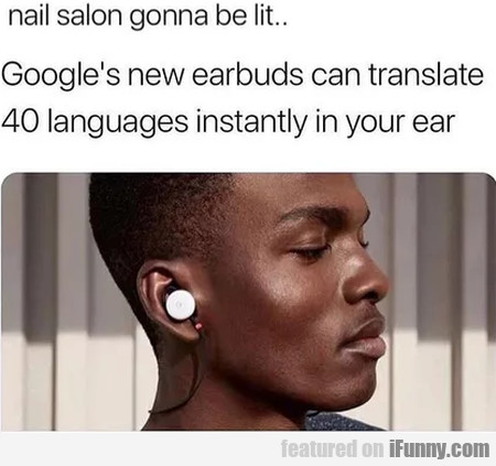 Nail Salon Gonna Be Lit.. - Google's New...