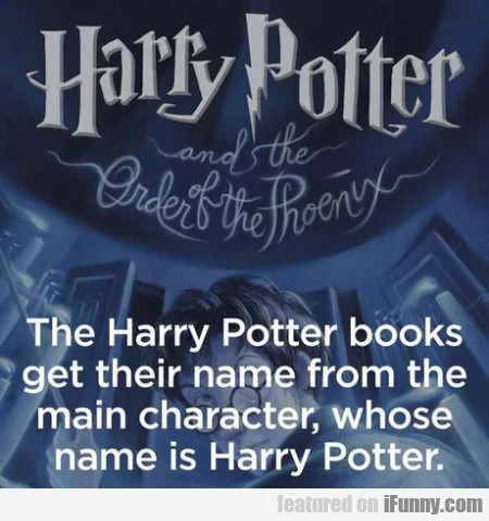 Harry Potter - The Harry Potter Books Get Their...