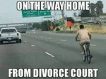 On The Way Home - From Divorce Court...