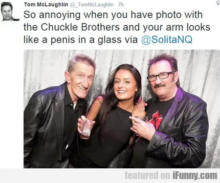 So Annoying When You Have Photo With The...