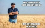 This Farmer Isn't Just Good At His Job...