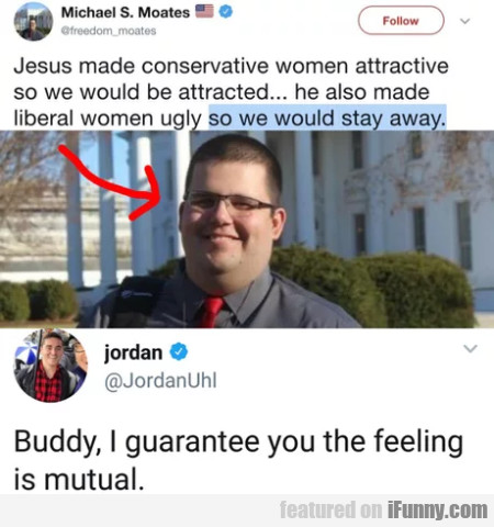 Jesus Made Conservative Women Attractive So..