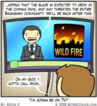 Adding That The Blaze Is Expected To Grow In The..
