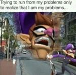 Trying To Run From My Problems Only To Realize...