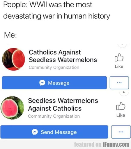 People - Wwii Was The Most Devastating War In...