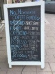 Non Nonsense Coffee Guide - American - Black...