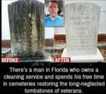 There's A Man In Florida Who Owns A Cleaning...