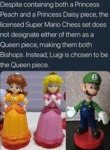 Despite Containing Both A Princess Peach And...