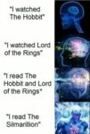 I Watched The Hobbit - I Watched Lord Of The...