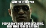 What If I Told You People Don't Mind Diverse...