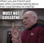 When You Are French And See Other Countries...