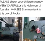 Please Check Your Children's Candy Very...