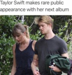 Taylor Swift Makes Rare Public Appearance With...