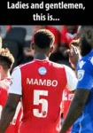 Ladies And Gentleman This Is... Mambo 5...