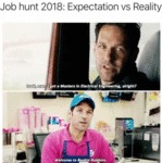 Job Hunt 2018 - Expectation Vs Reality - Look...
