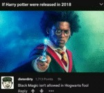 If Harry Potter Were Released In 2018