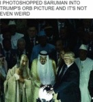 I Photoshopped Saruman Into Trump's Orb...