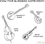 Know Your Bluegrass Instruments