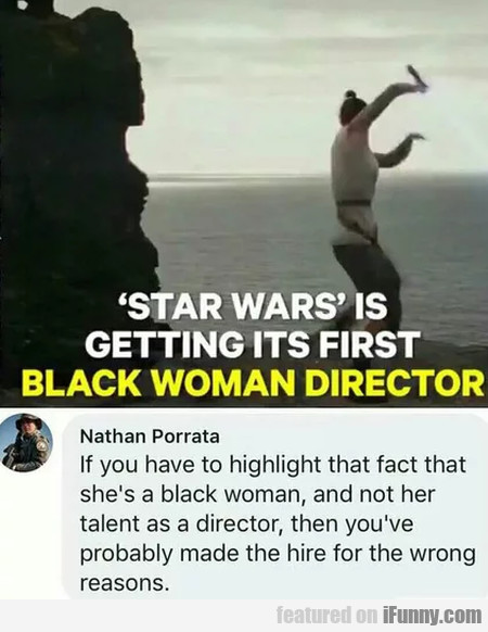 Star Wars Is Getting Its First Black Woman...