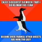 Enjoy Sidequest So Much, That I Do As Many As...