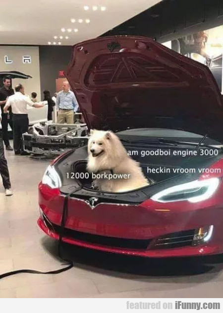 12000 Borkpower - Am Goodboi Engine 3000...