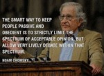 The Smart Way To Keep People Passive...