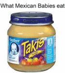 What Mexican Babies Eat