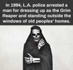 In 1994, L.a. Police Arrested A Man For...